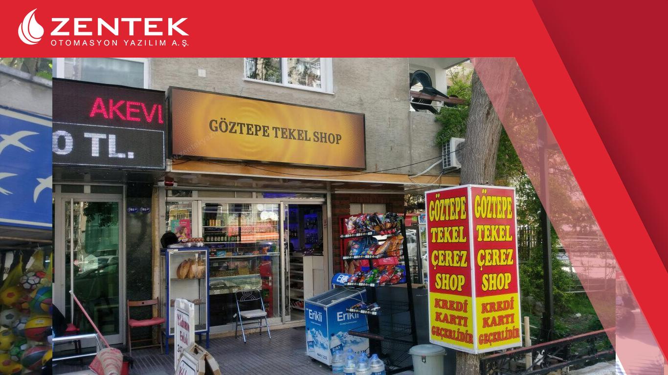 Göztepe Tekel Shop