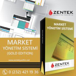 Zentek Market Programı