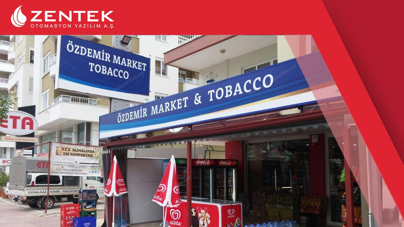 Özdemir Market & Tobacco