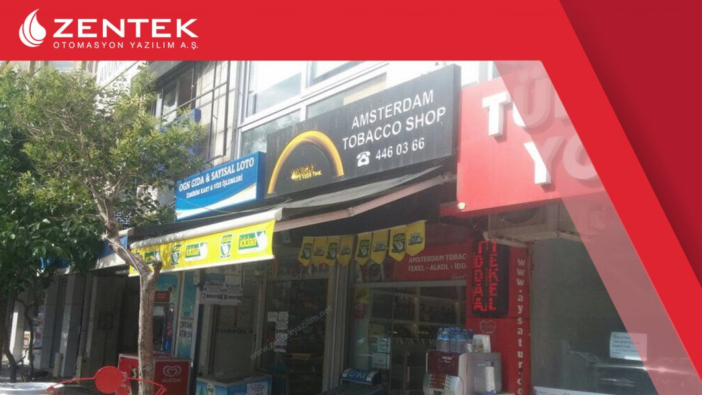 Amsterdam Tobacco Shop