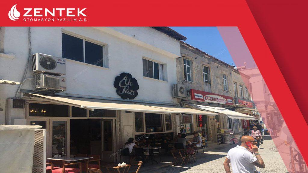 Ala Taze (İzmir-Çeşme) Cafe