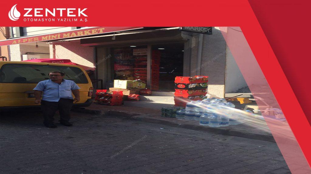 Alper Mini Market Fatih