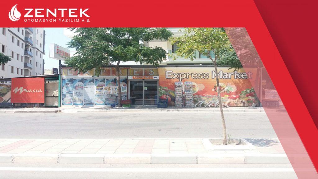 Express Market Çiğli / İzmir