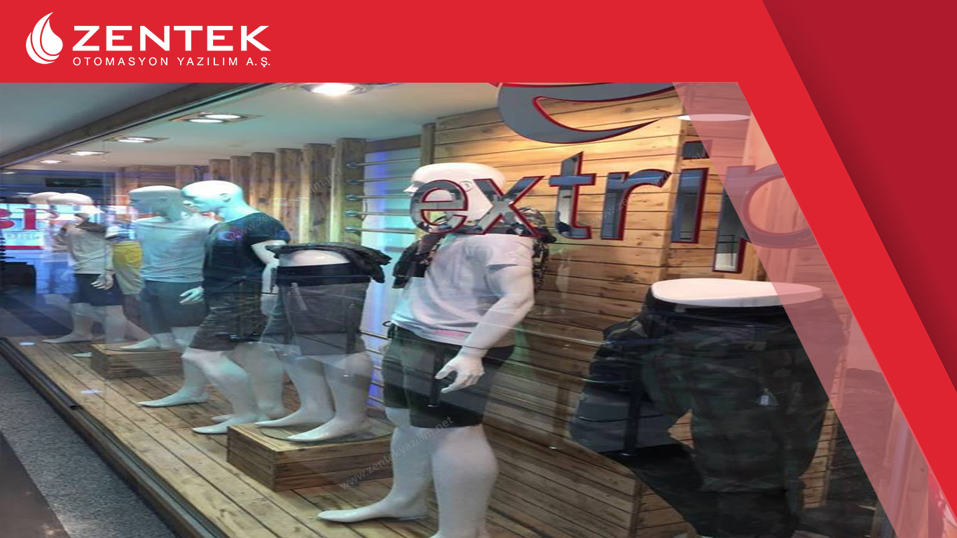 Extrip Tekstil İstanbul / Merter
