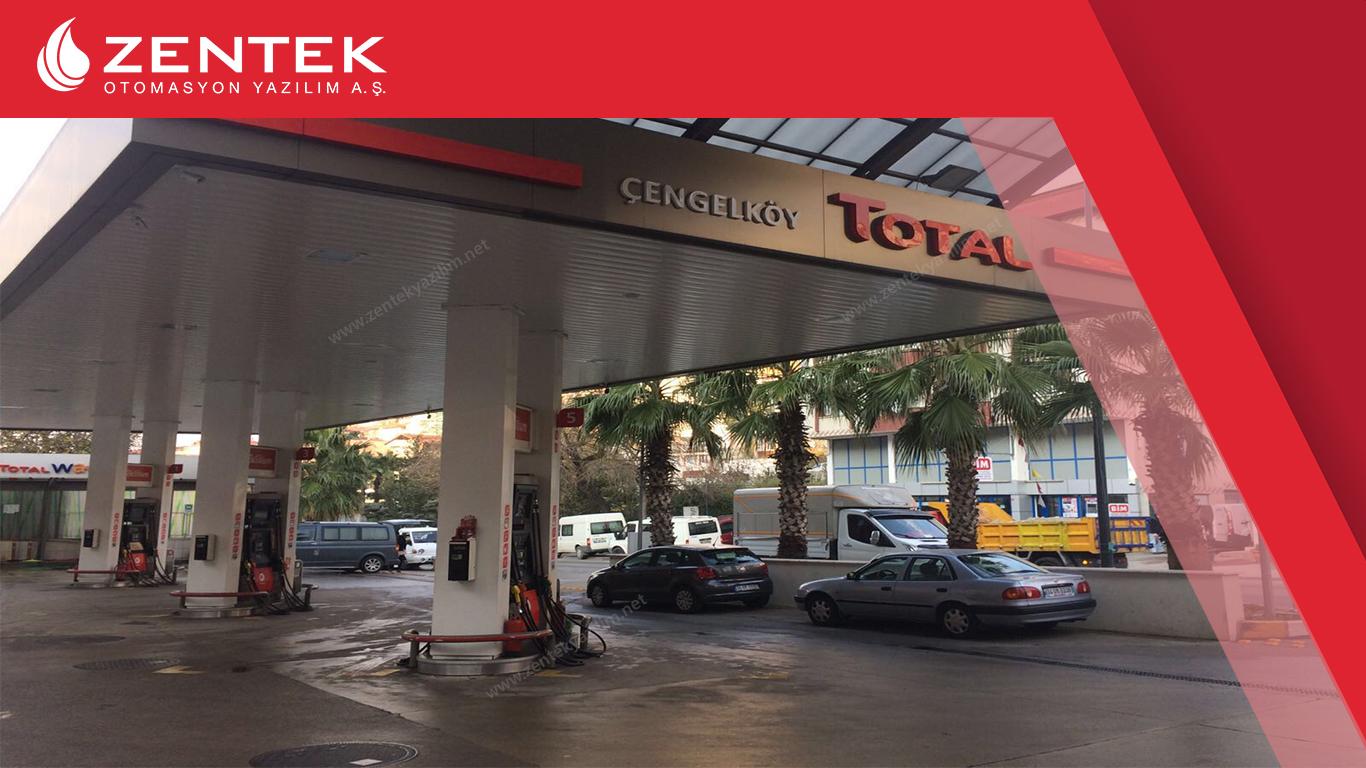 Kürüm Petrol Çengelköy