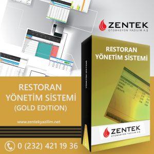 ZentekYazilim-RestoranYonetimSistemi-GoldrEdition-Kapak