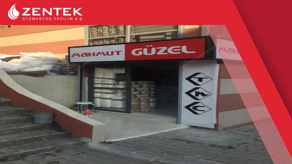 Mahmut Güzel Kumaş Deposu Tekstilkent / İstanbul