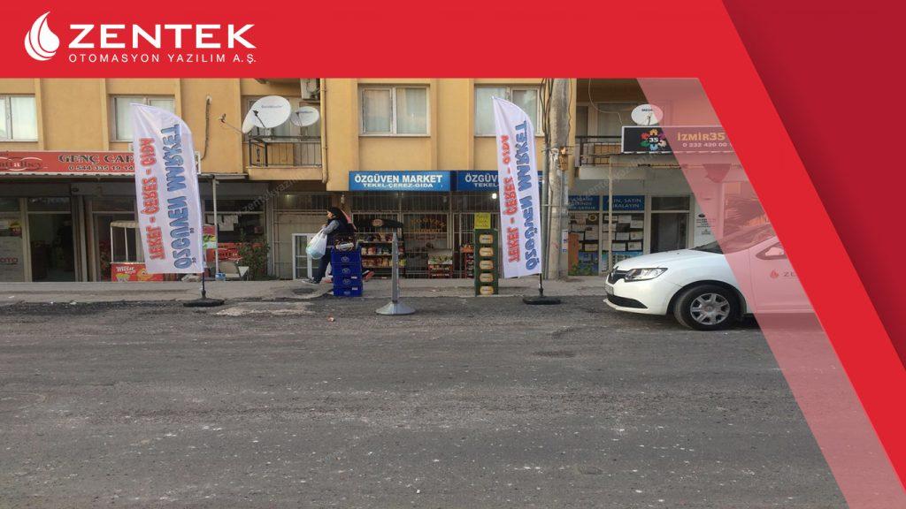 Özgüven Market Buca / İzmir