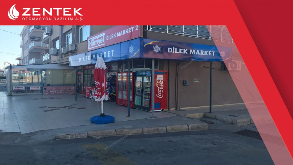 Dilek Market İzmir Güzelbahçe