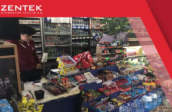 Dilek Market İzmir Güzelbahçe Zentek